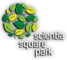 logo Scientia Square Park