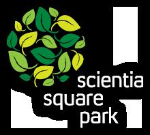 logo Scientia Square Park